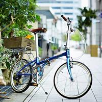 大人気 20インチ 折りたたみ自転車